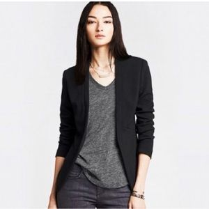 Banana Republic Blazer Black Size 00 Petite